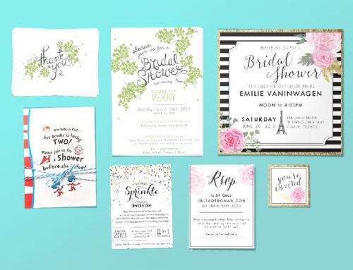 Invites & Stationery